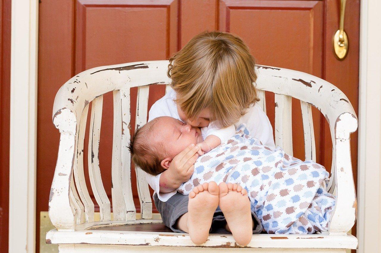 Rodzeństwo – najlepszy spadek, jaki możemy zostawić dzieciom