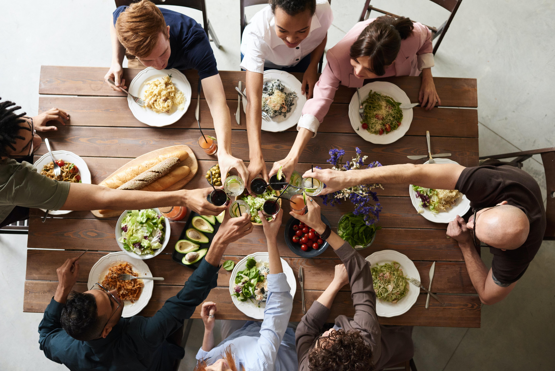 Pomidorowa czy ogórkowa? – czyli rodzina przy stole